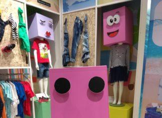 sklep z ubraniami dla dzieci
